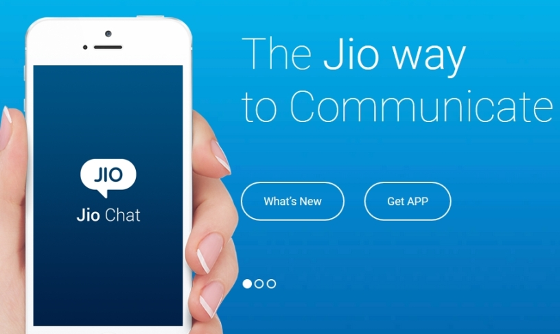 JioChat App Get Rs 10 Free Recharge on Sign up + Rs 10 per